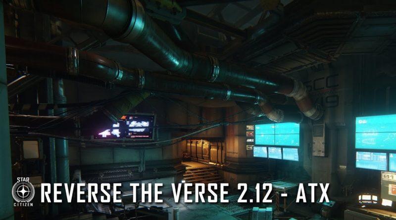 Reverse the Verse 2.12 - ATX