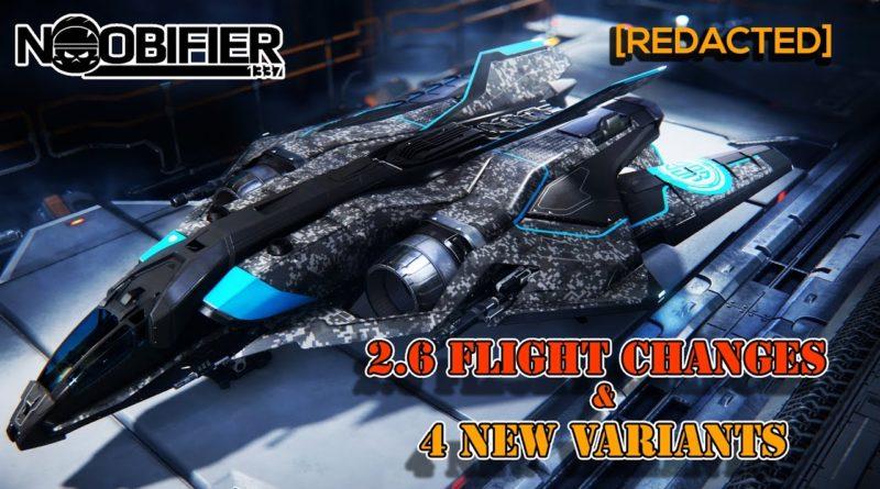 The Noobifier1337 - 2.6 Flight Changes