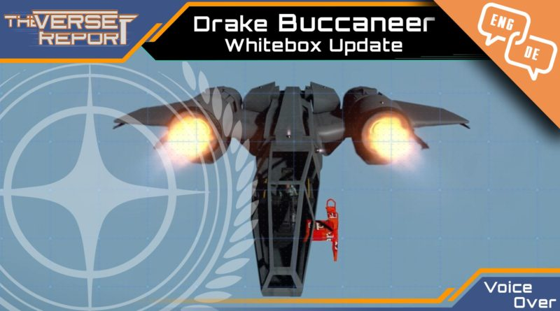 Crash / Verse Report / Drake Buccaneer