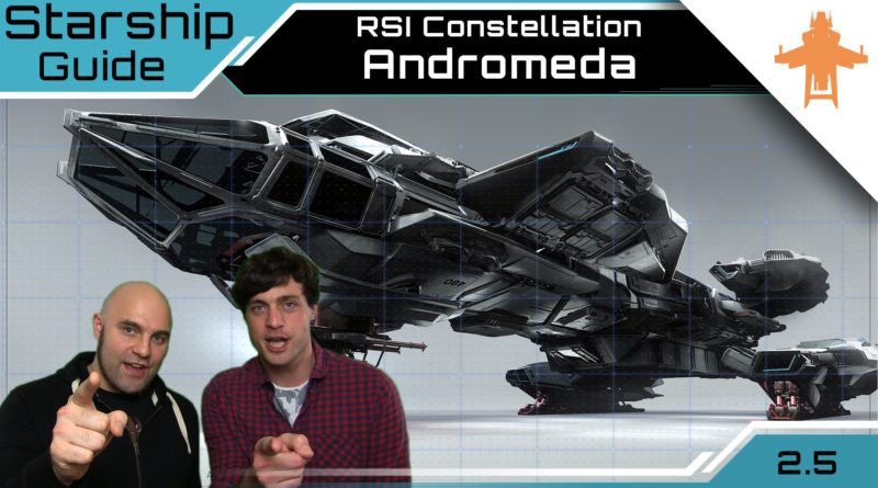 Crash / Starship Guide / RSI Constellation Aquila