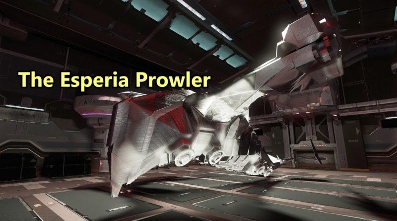 Treller - Esperia Prowler