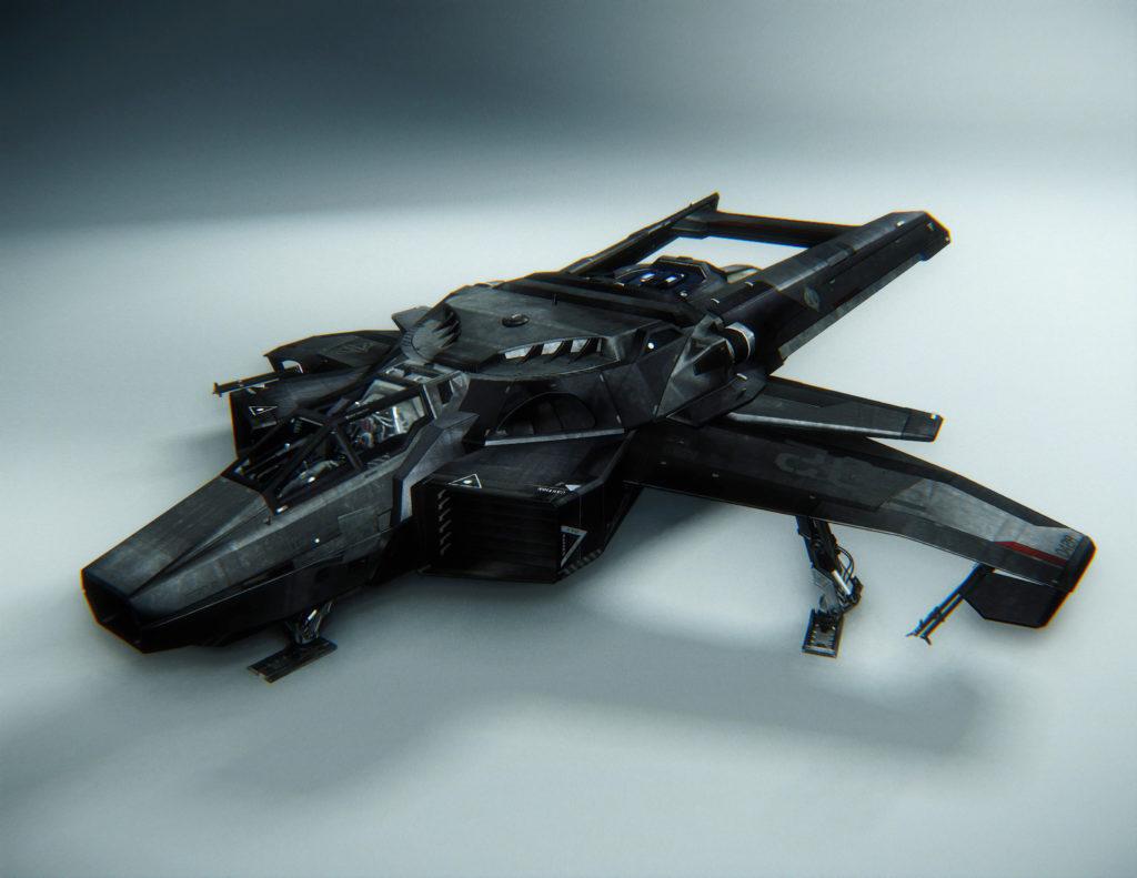 Anvil Aerospace Hornet Ghost