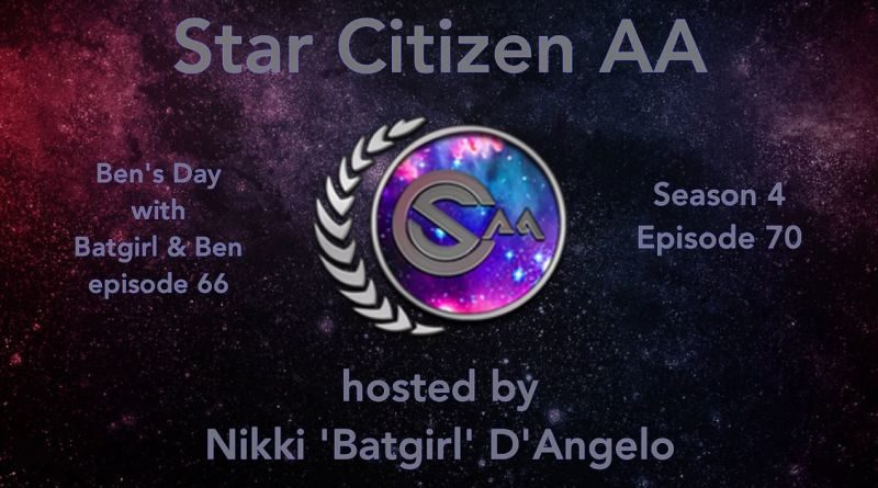 Bensday with Batgirl and Ben - Episode 66