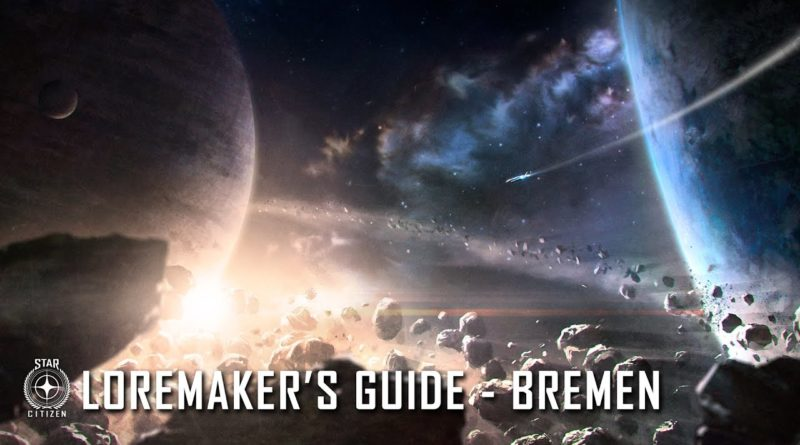 Loremaker's Guide to the Galaxy - Bremen