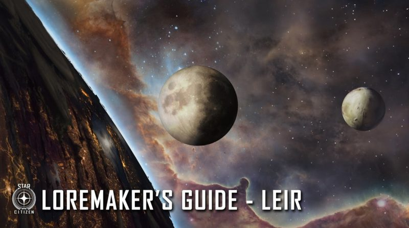 Loremaker's Guide to the Galaxy - Leir System