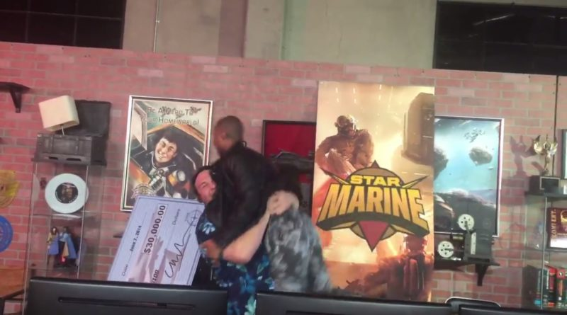 Star Marine Banner