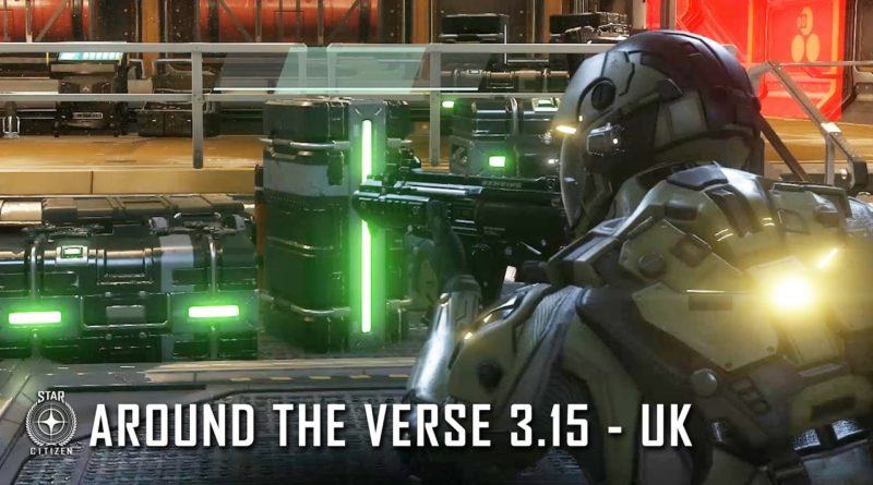 Around the Verse 3.15 - UK