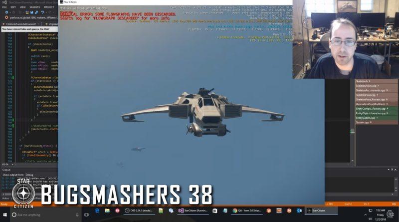 Bugsmashers Episode 38
