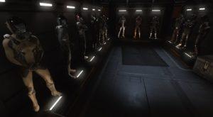 Raumanzüge / Spacesuits
