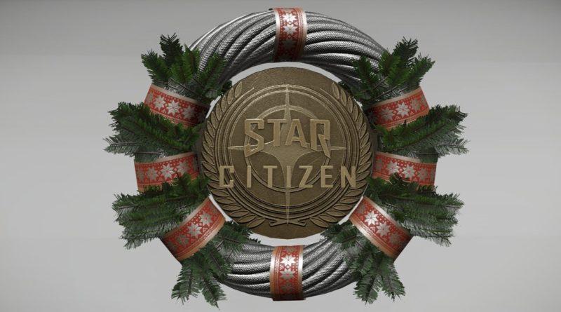 Holiday Wreath Flair