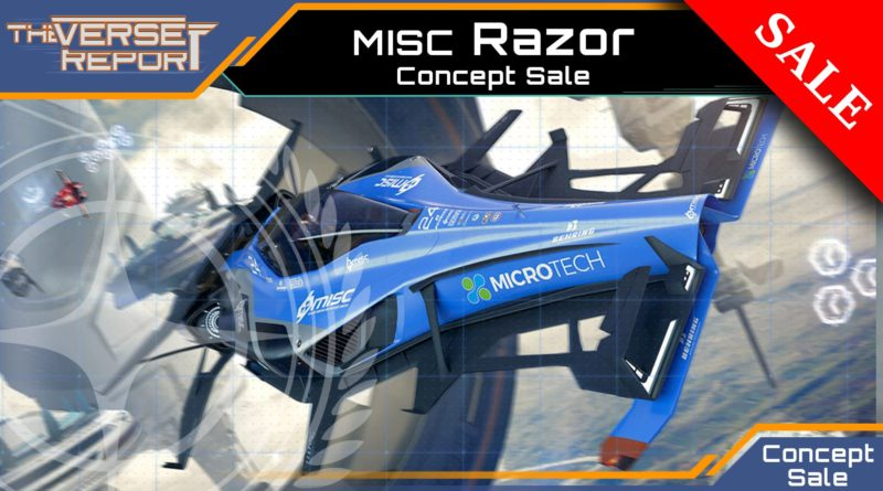 Crash / Verse Report / MISC Razor