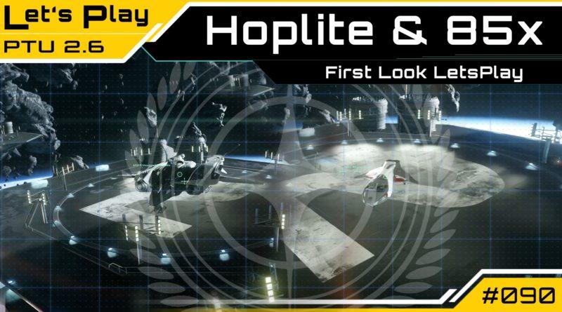 Crash / Lets Play / Hoplite & 85x