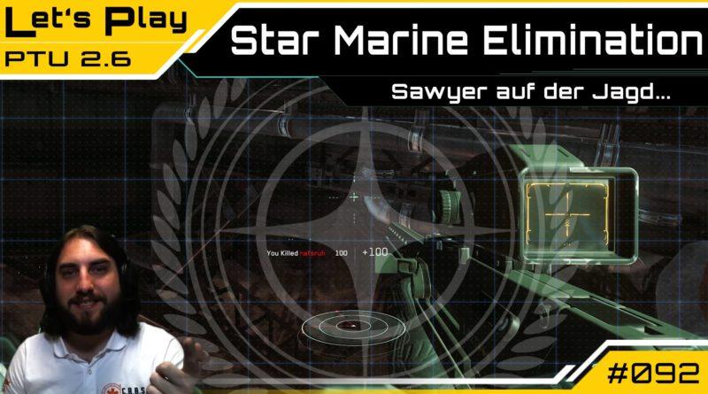 Crash / Lets Play / Star Marine Elimination
