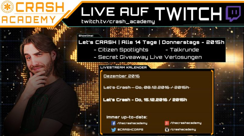 Crash / Twitch