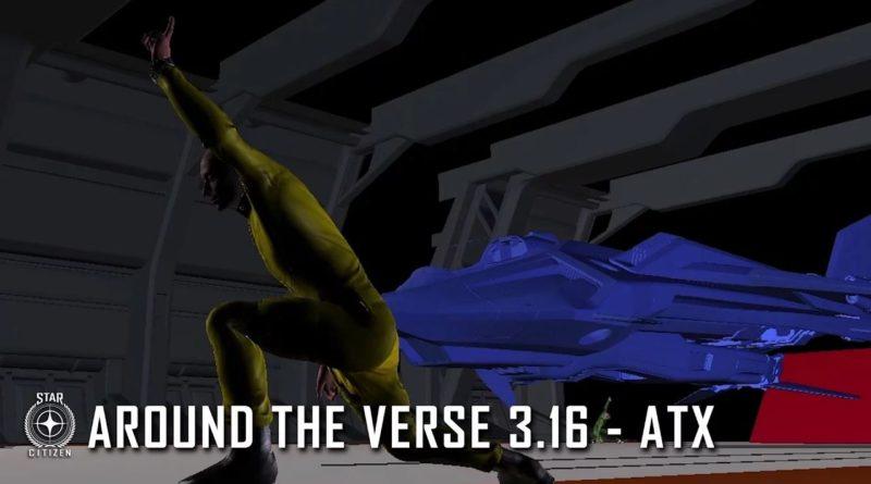 Around the Verse 3.16 - ATX - Header