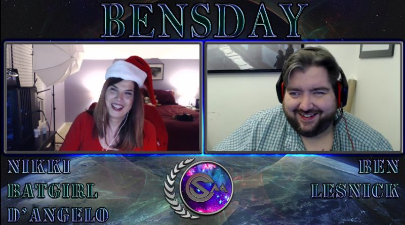 Bensday with Batgirl and Ben - Episode 68