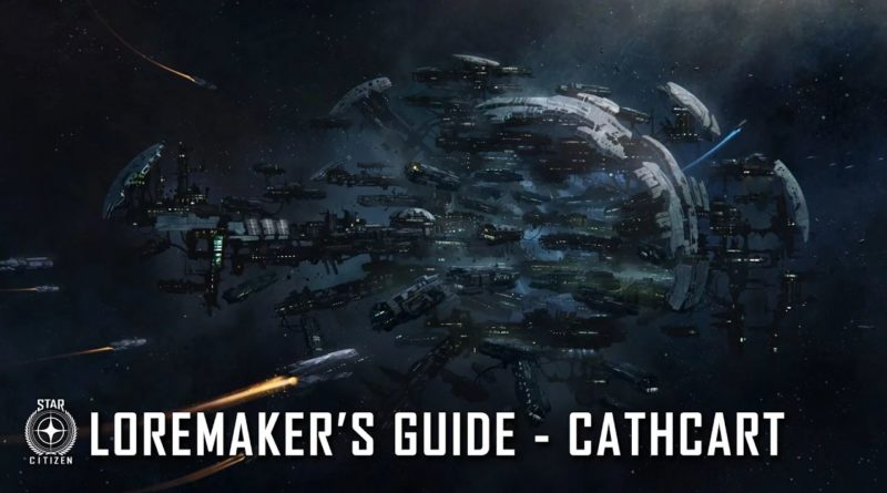 Loremaker's Guide to the Galaxy: Cathcart