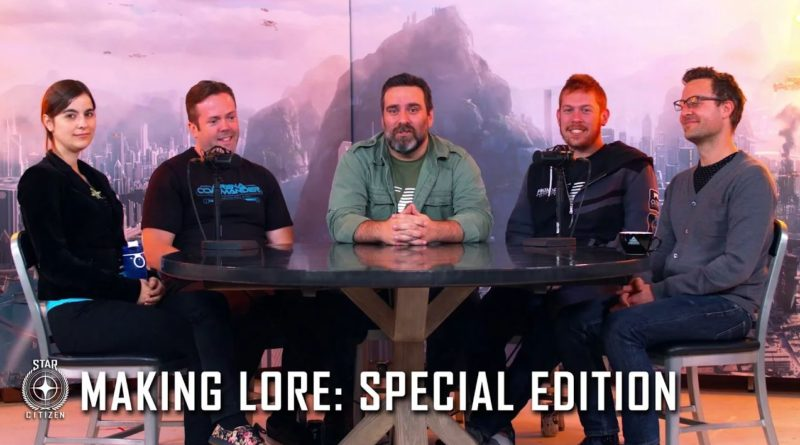 Loremaker's Guide to the Galaxy Special: Making Lore