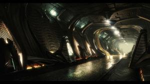 Banu Merchantman Corridor Habitation