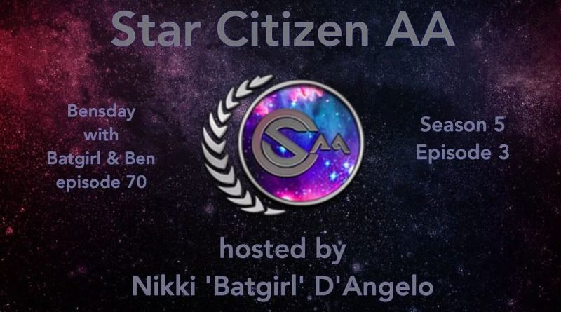 Bensday with Batgirl & Ben - Epsiode 70