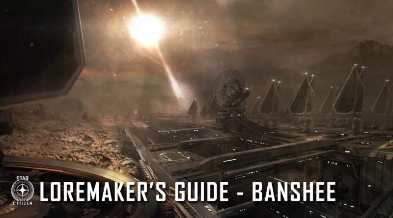 Loremaker's Guide to the Galaxy - Banshee