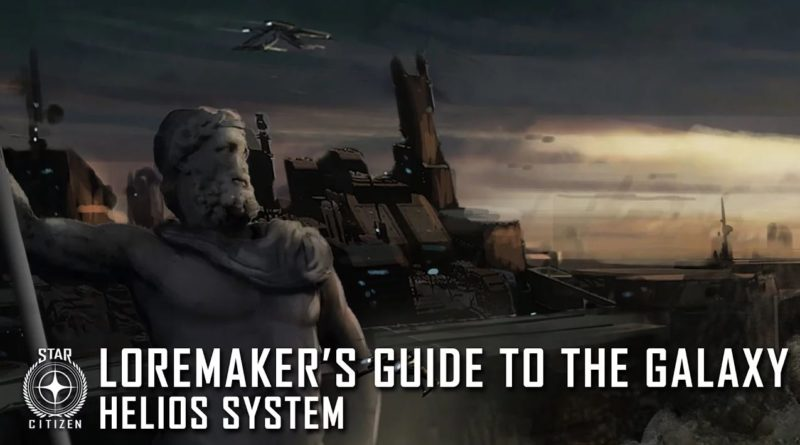 Loremaker's Guide to the Galaxy: Helios System