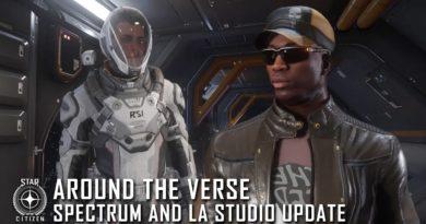 Around the Verse – Spectrum & LA Studio Update