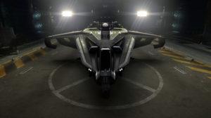 Anvil Aerospace Hurricane