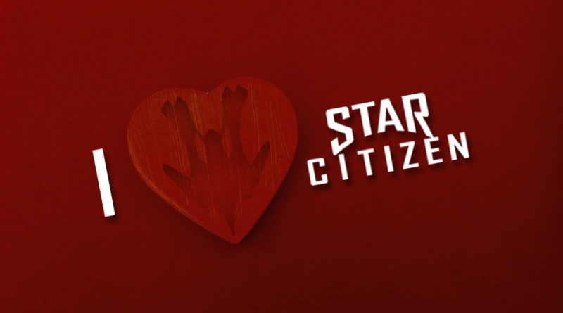 Star Citizen V-day