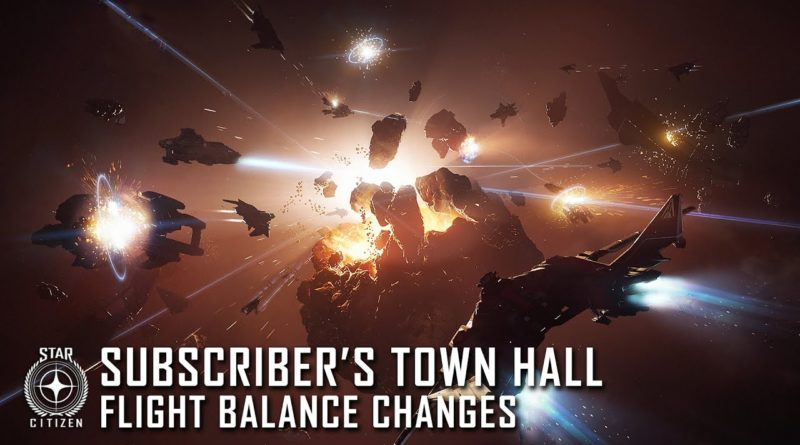 Subscriber Town Hall Flight Balance Changes