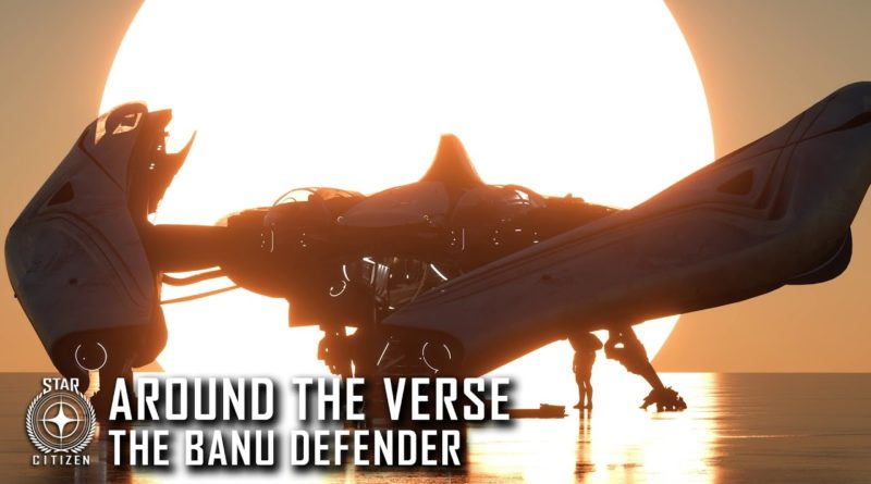 Atv - The Banu Defender (Around the Verse)