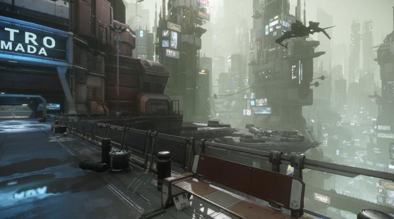 ArcCorp - Area 18