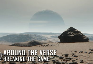 Around the Verse – Breaking the Game