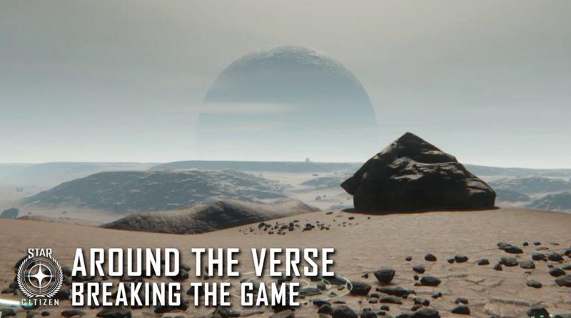 AtV - Breaking the Game (around the verse)