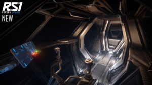 Aurora Cockpit Neu
