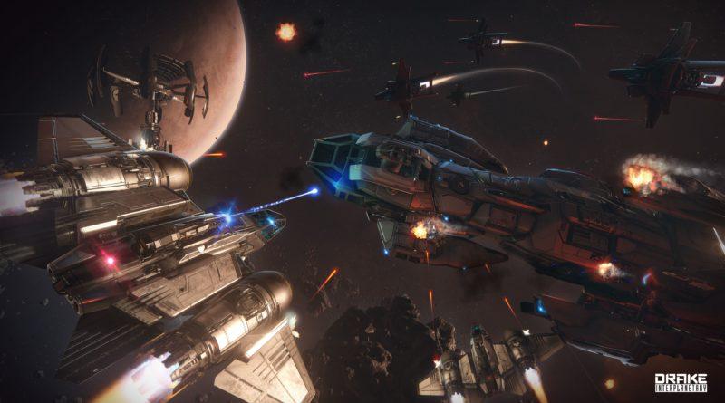 Drake Interplanetary Buccaneer / Conni