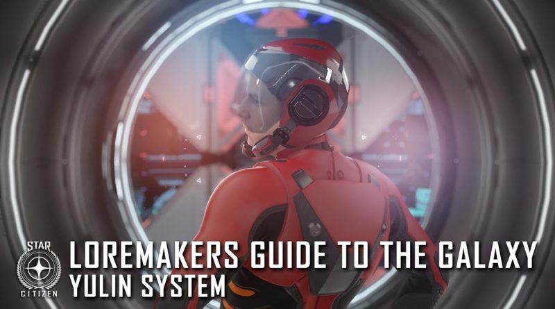 Loremaker's Guide to the Galaxy: Yulin System