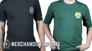 Merchandise Update News