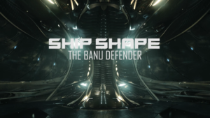 Ship Shape Banu Defender