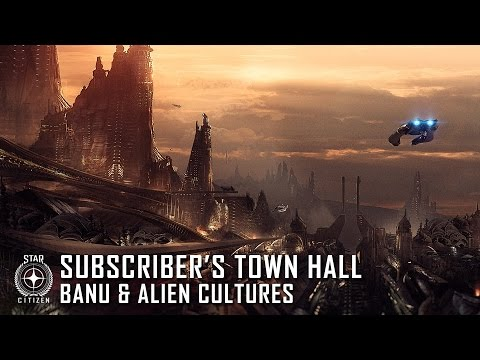 Subscriber Town Hall Banu & Alienkulturen