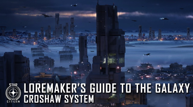 Loremaker's Guide to the Galaxy: Croshaw System