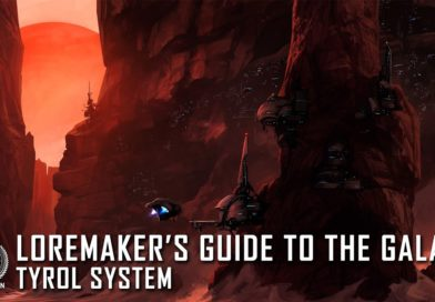 Loremaker's Guide to the Galaxy – Tyrol System