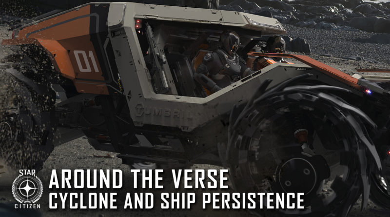 Around the Verse - Cyclone and Ship Persistence