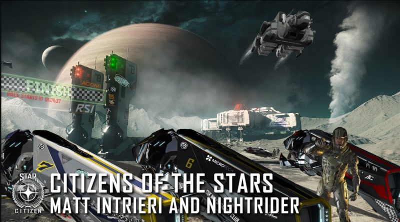 Citizens of the Stars - Matt Intrieri and Nightrider