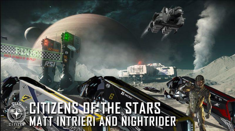 Citizens of the Stars - Matt Intrieri and Nightrider