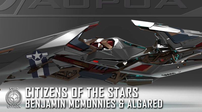 Citizens of the Stars - Benjamin McMonnies & Algared