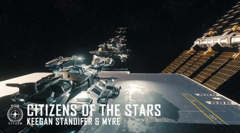 Citizens of the Stars - Keegan Standifer & Myre