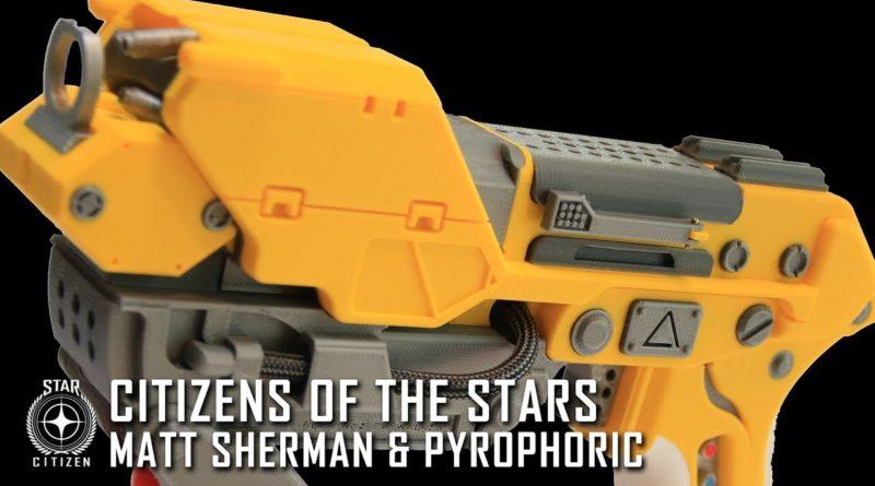 Citizens of the Stars - Matt Sherman & Pyrophoric
