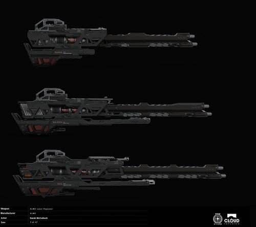 KLWE Laser Repeater