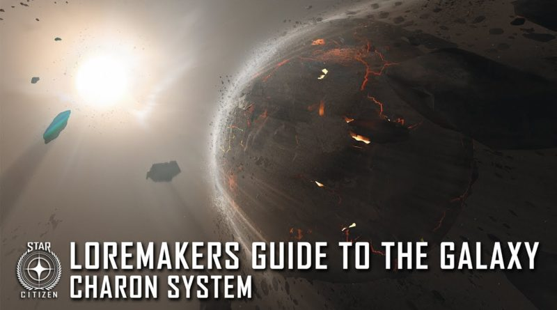 Loremaker's Guide to the Galaxy: Charon System